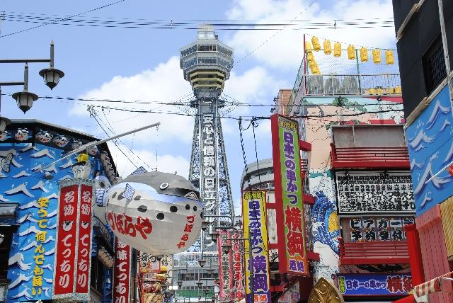 大阪のおすすめ暇つぶし方法は?11か所どどっと紹介!