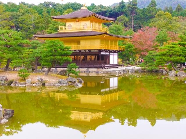 金閣寺へのアクセス‼京都駅からはバス、電車、車?