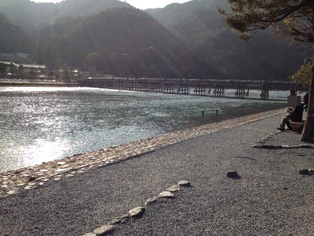 京都駅から嵐山までのアクセスは電車がオススメ!!バスと車は混雑時はNG