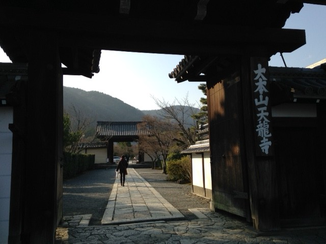 天竜寺へのアクセス‼京都駅からはバス、電車、タクシー?