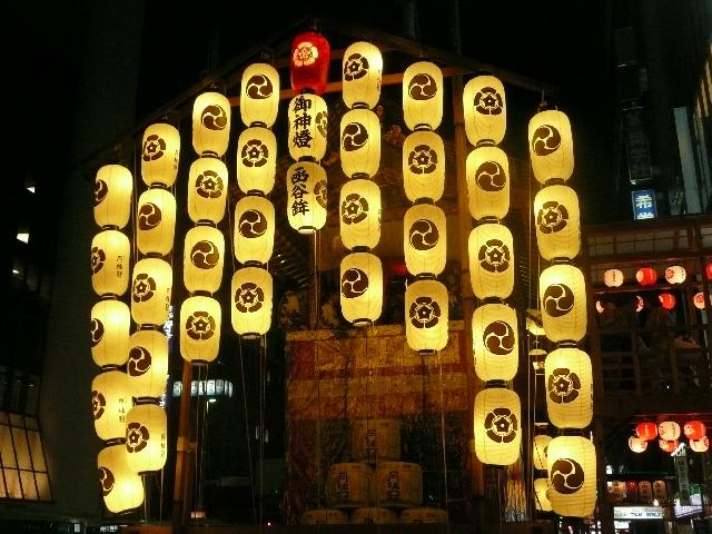 京都祇園祭の宵山!!2016の日程は?屋台の時間もチェックしよう!!