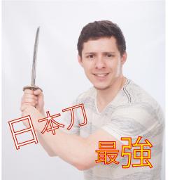 『日本刀』の切れ味が最強!!西洋の【ロングソード】と比較する動画が面白い