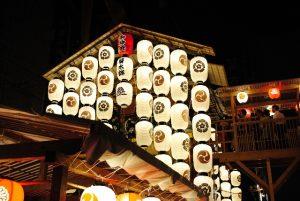 祇園祭の交通規制。宵山の日に京都へ車で来るのは危険!!